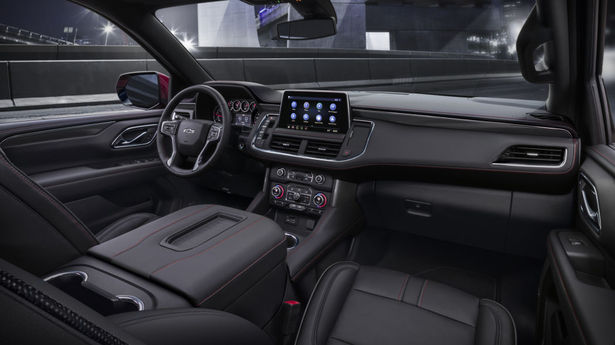 tahoe rs interior