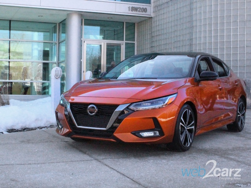 We took the 2020 Nissan Sentra SR for a spin to see the changes firsthand.
