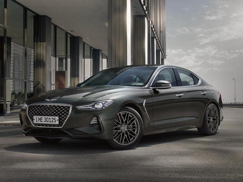 Quite literally, the best new sports sedan introduced last year.