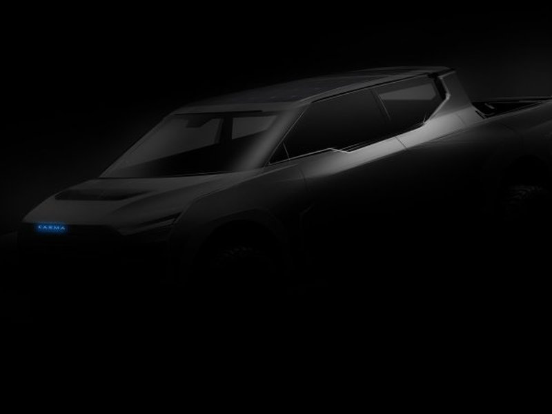 The premium electric pickup segment is getting red hot.
