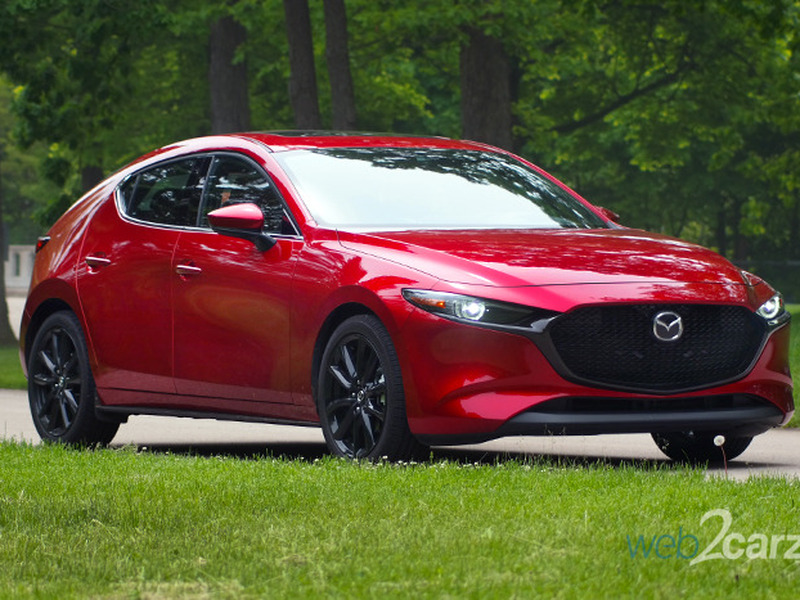 Maybe a near-premium hatchback isn't what Americans want.