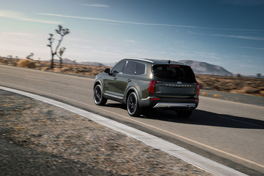 5 Most Comfortable SUVs for Long Trips