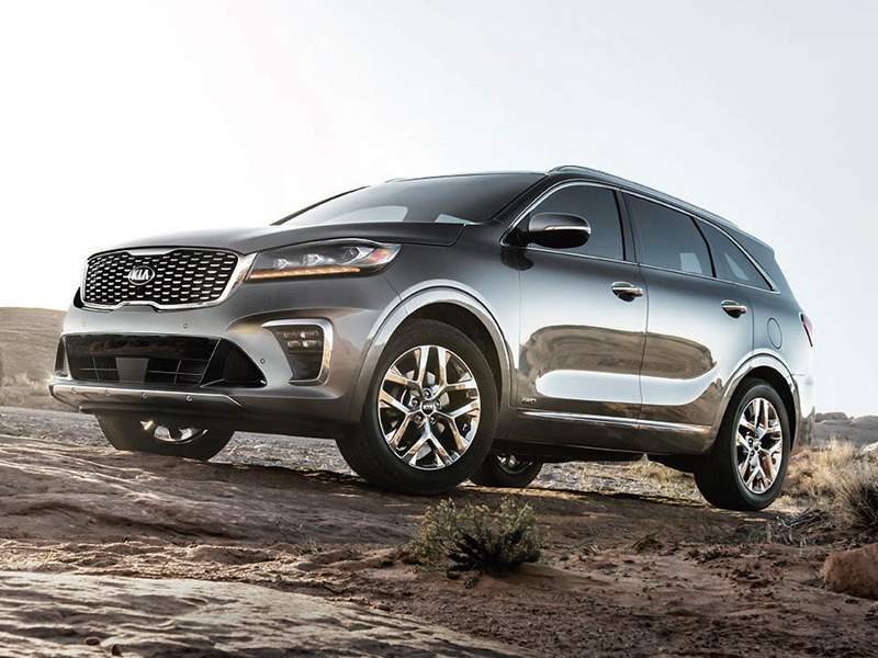The current Sorento has seen some great upgrades over the years.