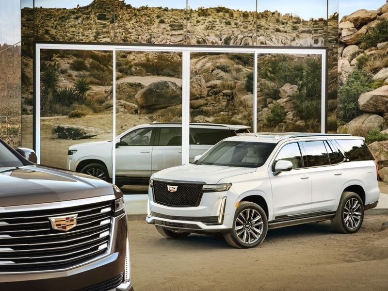 Cadillac finally does its largest vehicle properly.
