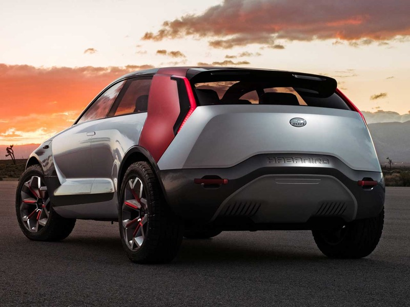 Kia's Habaniro concept shows the world what an EV crossover should look like.