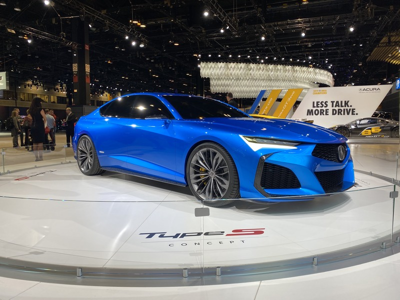 This is one sporty sedan from Acura that we'd actually buy.