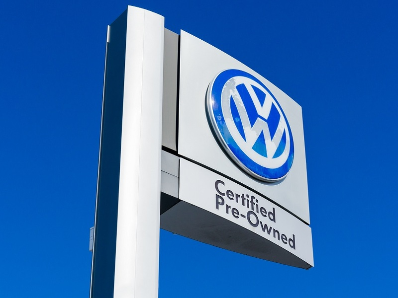 VV Certified Pre-Owned vehicles are required to pass a 100+ point inspection.