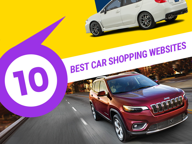 Compare car quotes and reviews from these top online car shopping sites.