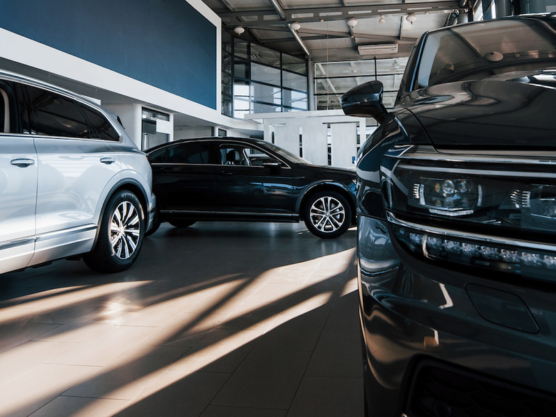 The car showroom might become a thing of the past.