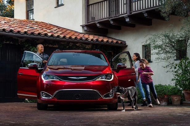 2020 Chrysler Pacifica Family