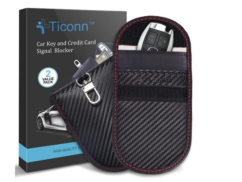 These 3 high-quality cases keep your car fob close, and car thieves away.