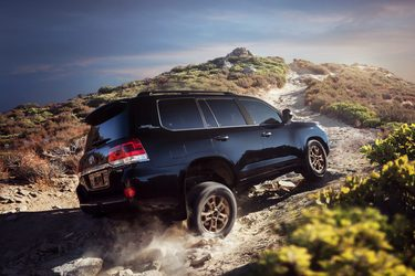 The 5 Toughest SUVs You Can Buy Today