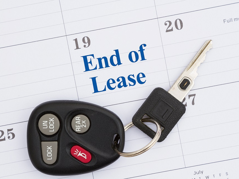 Before your car lease is up, start preparing to discuss the buyout price.