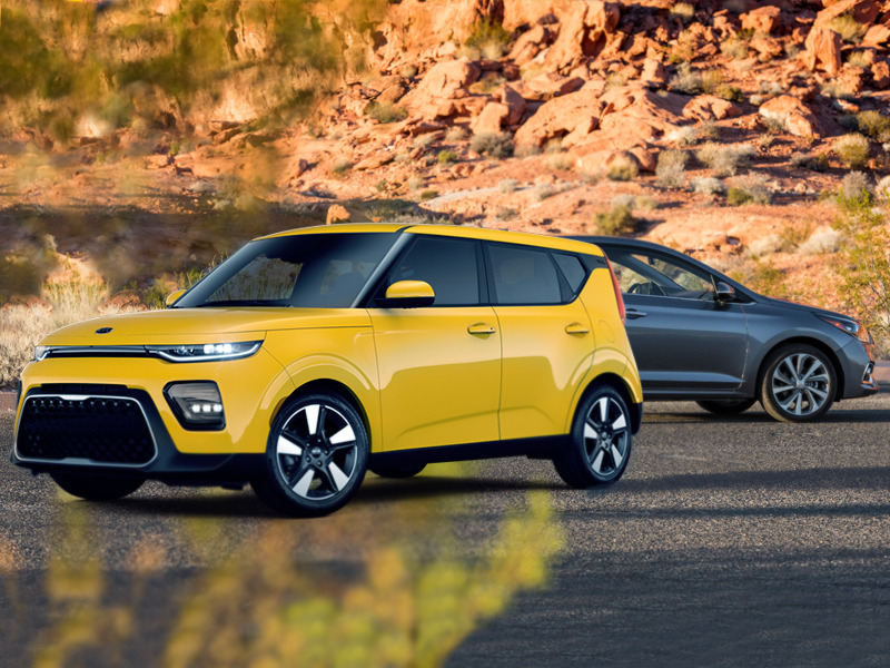 'Cheap' is the wrong word for the 2020 Kia Soul. We'd call it 'value-packed'.