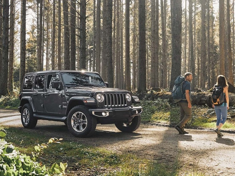 These vehicles are dad-approved for family adventures or personal escapes. (image: Jeep)