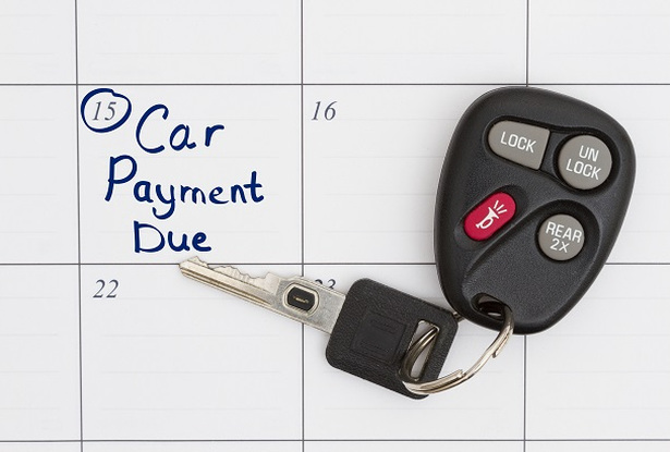 long term auto loan payment