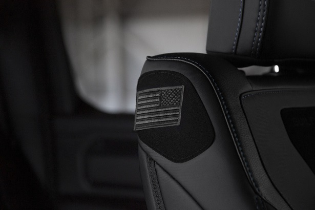 Ram 1500 interior patches