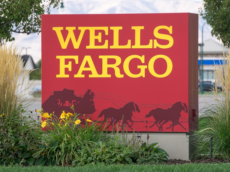 You may be left driving a horse drawn carriage if you were relying on an auto loan from Wells Fargo.