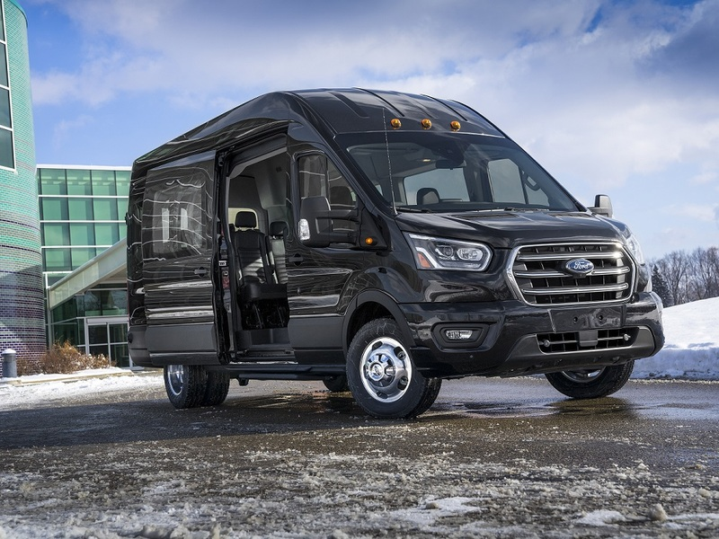 The 2020 Ford Transit is more convenient, efficient, and connected than ever.