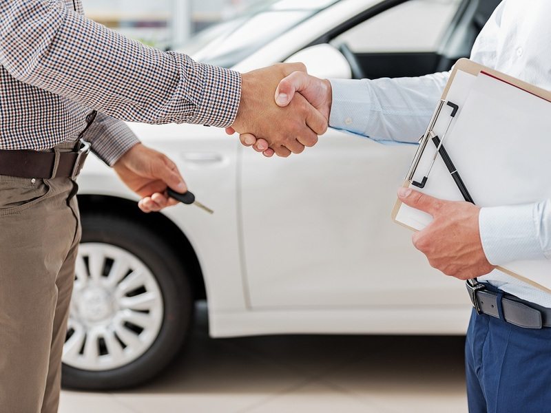 See how low the dealer is really willing to go before buying that car.