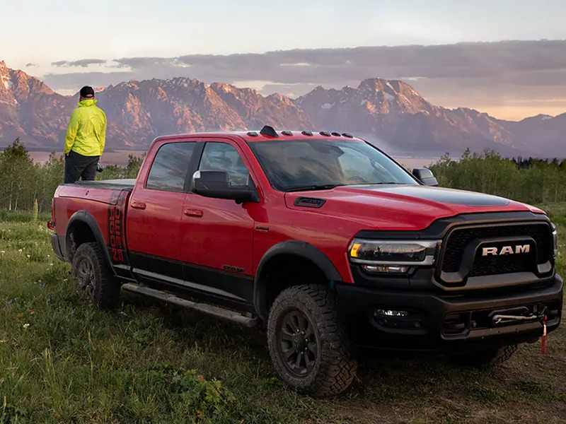 Ram owners reported having a strong bond with their trucks. (images: FCA)