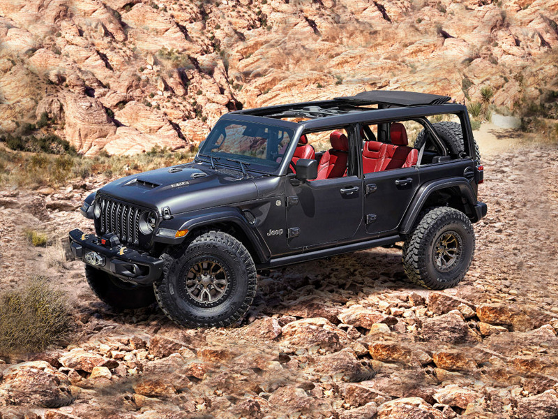 This one will surely be bad to the bone if Jeep makes it a reality.