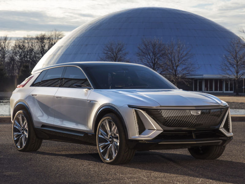 Cadillac gave the Lyriq the style and features it needs to compete.