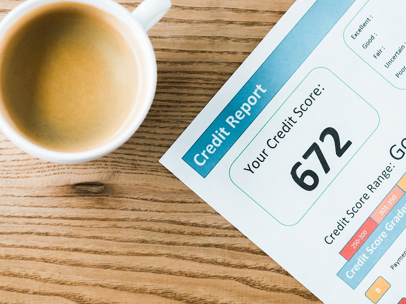 Make consistent car payments and watch your score climb.