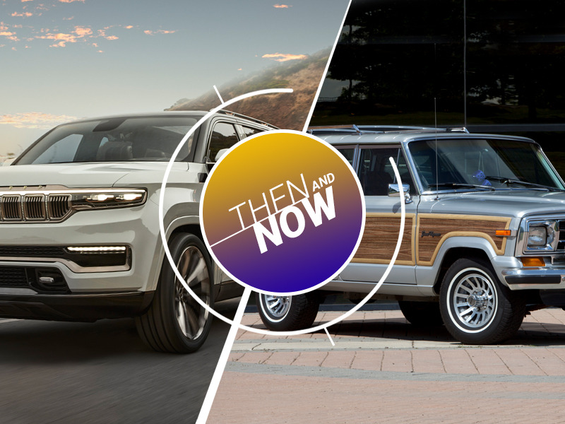 Now, the wood is on the inside of the Grand Wagoneer. (images: Jeep/FCA)