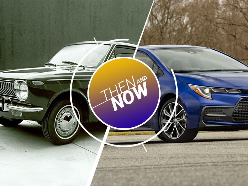 See where the world's best-selling car came from and where it's going.