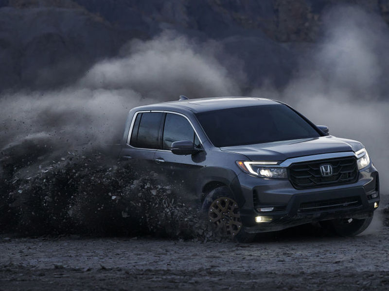 The Ridgeline finds its rightful place in the pickup truck segment.