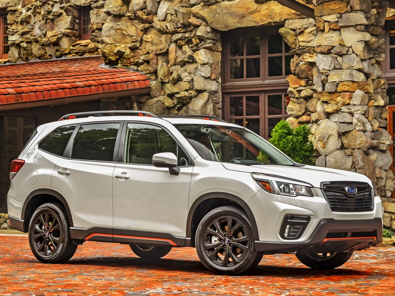 The Forester has to overcome a lot to be the fun crossover it should be.