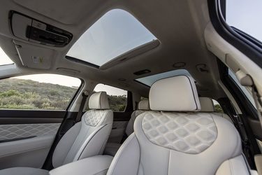 5 Best SUV Interiors