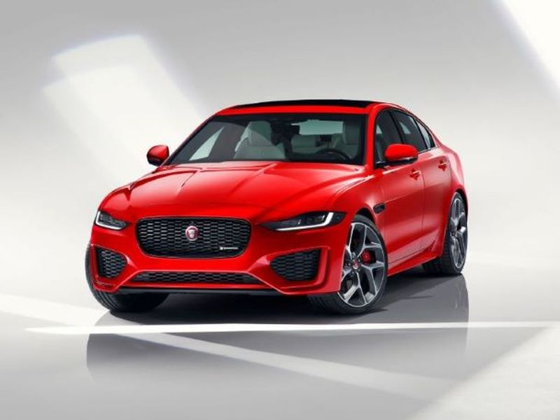 The XE wasn't our favorite sports sedan, but it was still pretty good.
