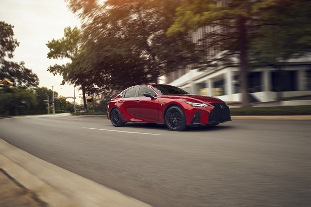 3 ways the 2021 lexus is sets the stage for the automaker