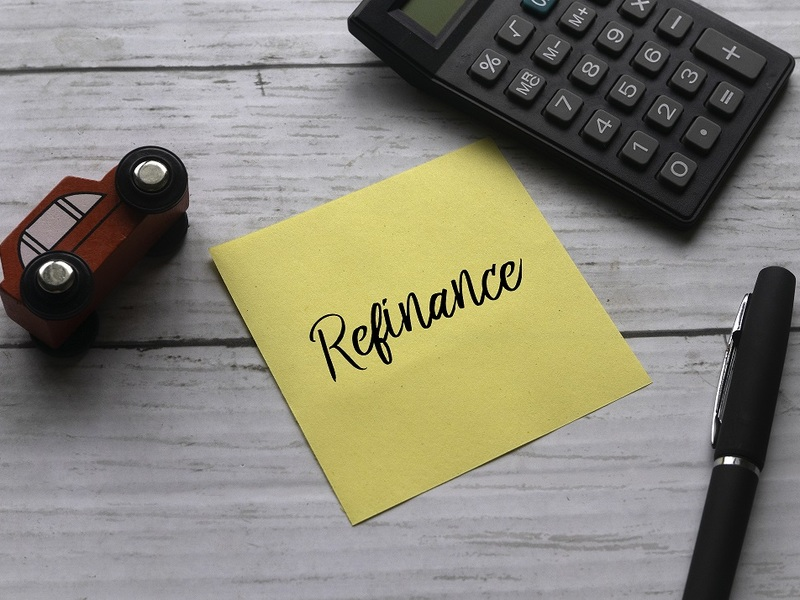 Before submitting that application, find out if refinancing will ding your credit.