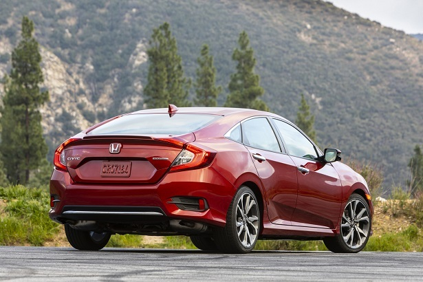Best Selling Passenger Cars 2020 Honda Civic