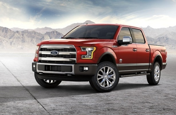Most dependable full-size Ford F150