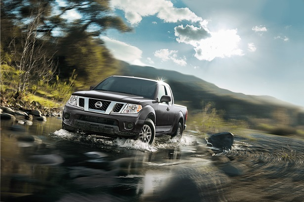 most dependable midsize - nissan frontier
