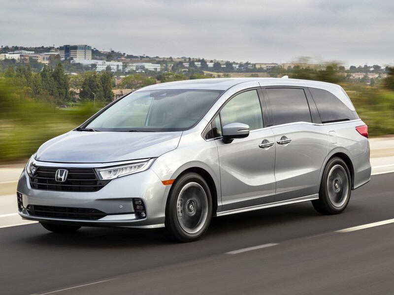 Recently refreshed, the Odyssey was just robbed of a major convenience.