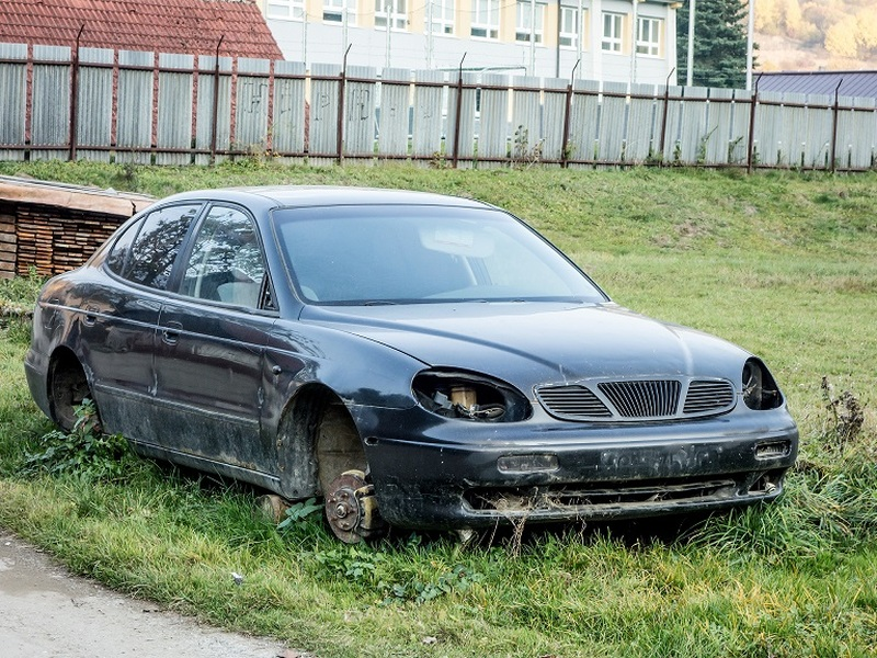 It may not be pretty, but that junker can be turned into much needed cash.