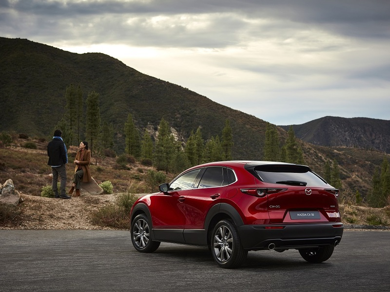 The Mazda CX-30 feels much more premium than its price tag suggests.