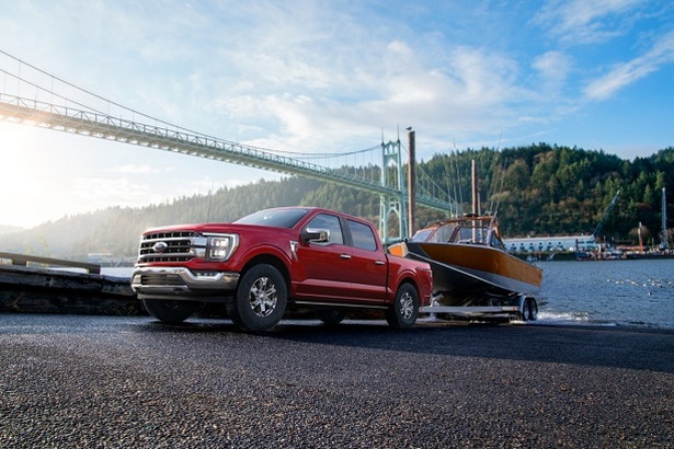 North American Truck of the Year Ford F-150