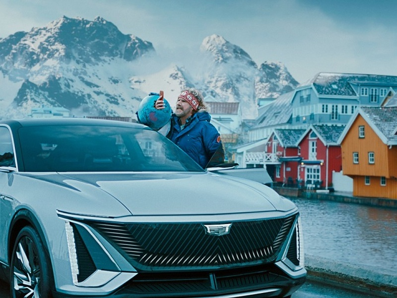 This Super Bowl ad got us thinking - why does Norway like EVs so much? (image: GM)