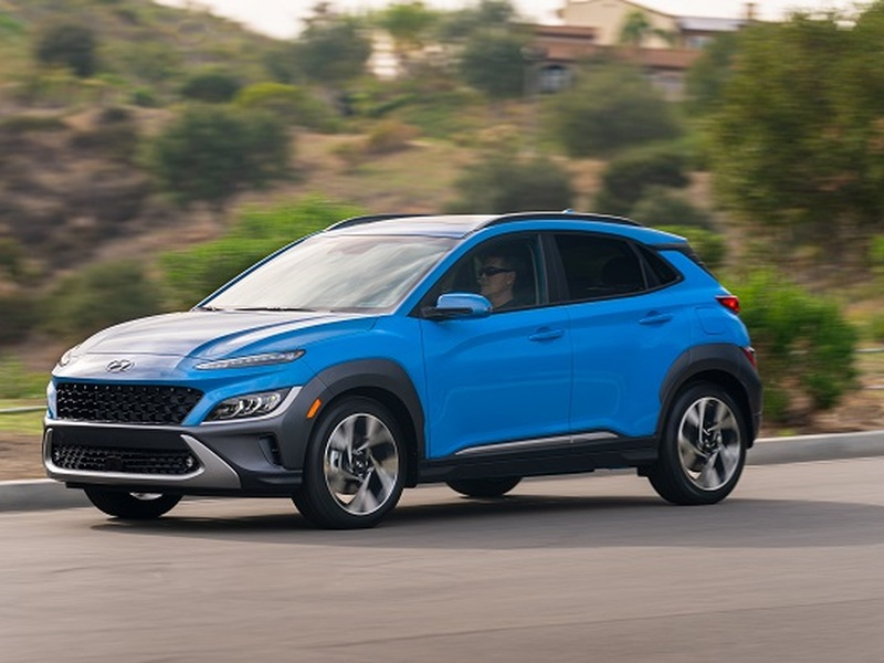 The 2022 Kona is more than just a pretty face - although it gets that too. (images: Hyundai)
