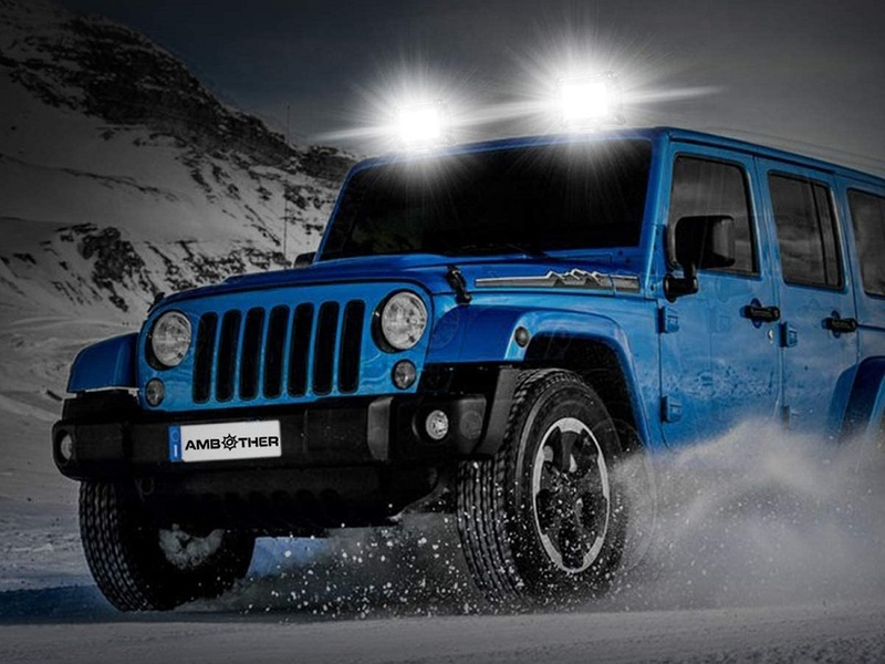 Your off-road adventure is about to get lit. (Sorry we had to)