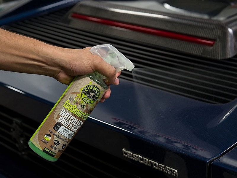 Give your vehicle a proper spring cleaning in record time.