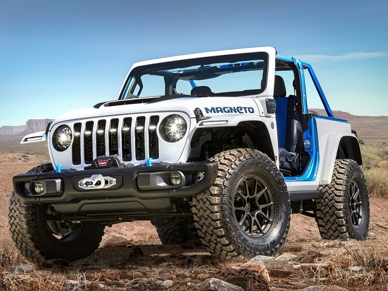 All the rock-crawling capability, minus the emissions. (images: Stellantis)