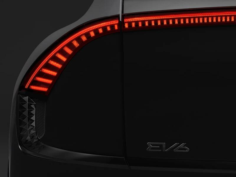 The taillights alone are worth the price of entry.