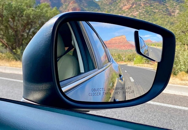 rhombus 4 car blindspot mirror